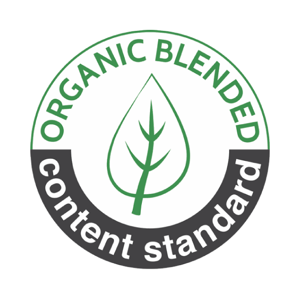 organic blended content standard